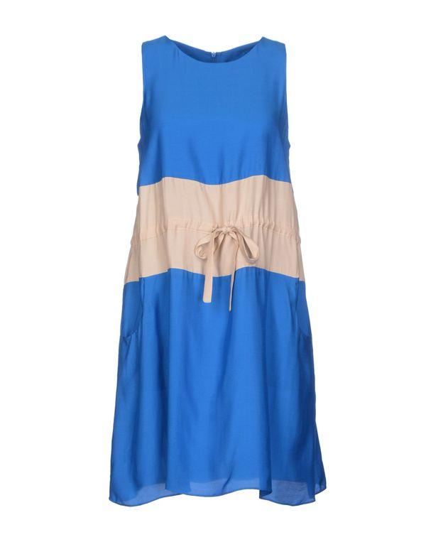 中蓝 ARMANI JEANS 短款连衣裙