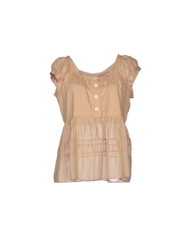 沙色 ASPESI 女士衬衫