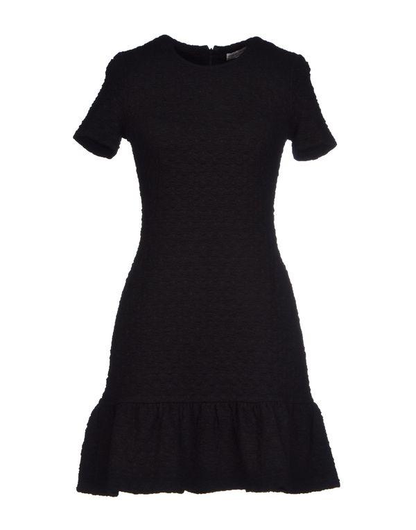 黑色 OPENING CEREMONY 短款连衣裙