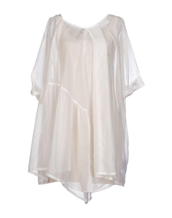 白色 LIU •JO 短款连衣裙