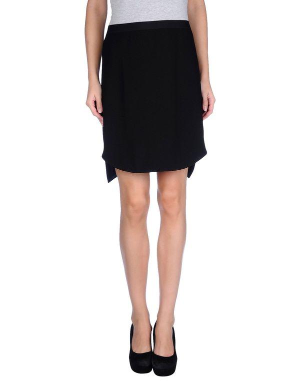 黑色 ELIE TAHARI 及膝半裙