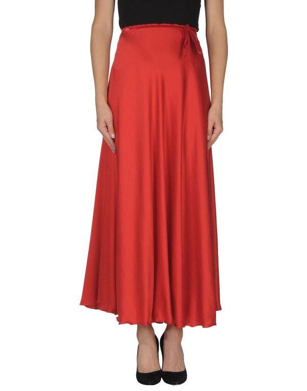 红色 ADELE FADO QUEEN 长裙