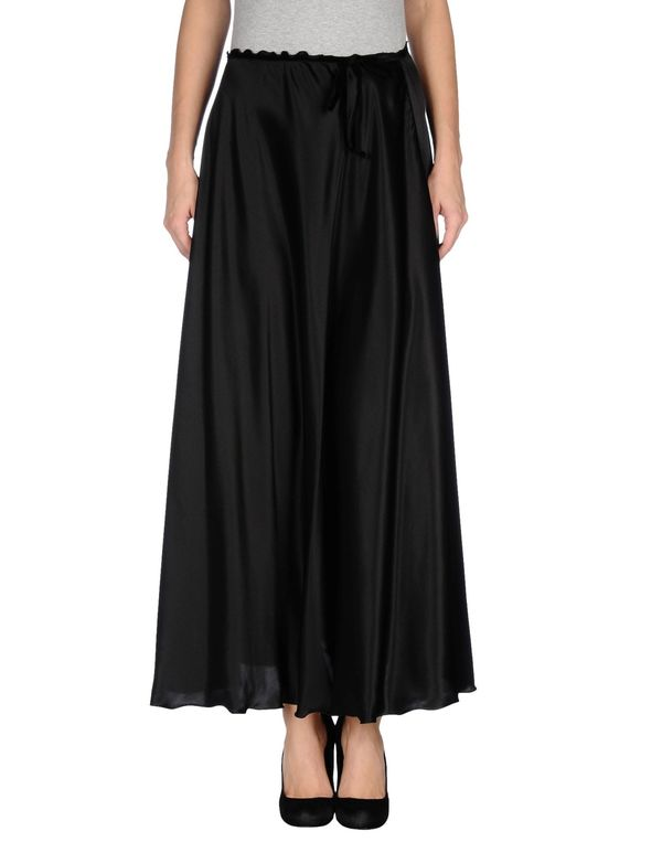 黑色 ADELE FADO QUEEN 长裙