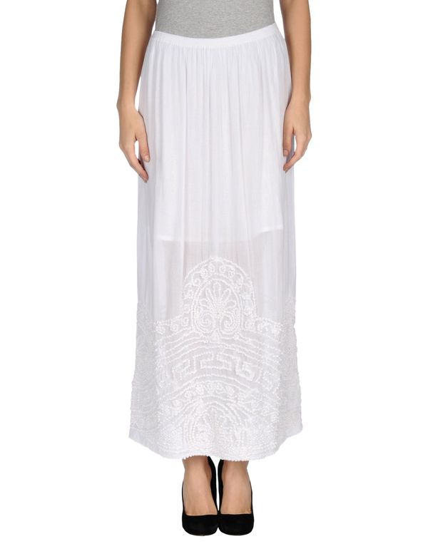 白色 GAT RIMON 长裙
