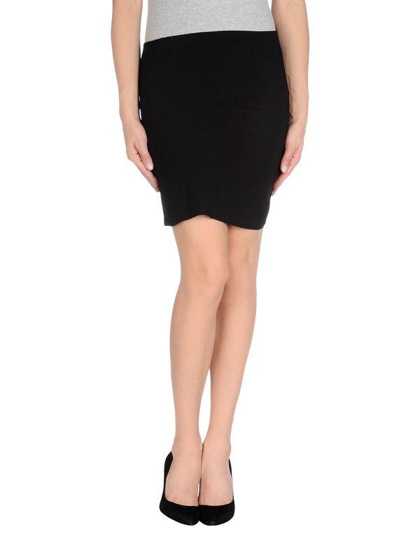 黑色 JUCCA 超短裙