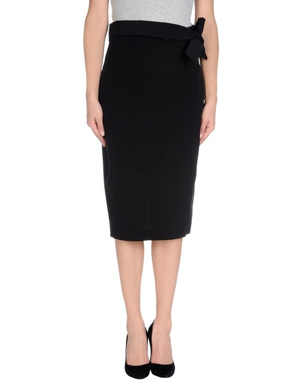 黑色 TONELLO 半长裙