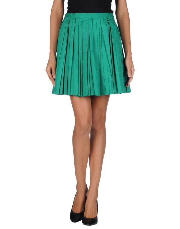 绿色 SONIA BY SONIA RYKIEL 超短裙