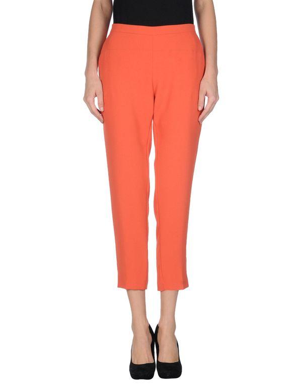 橙色 PINKO BLACK 裤装