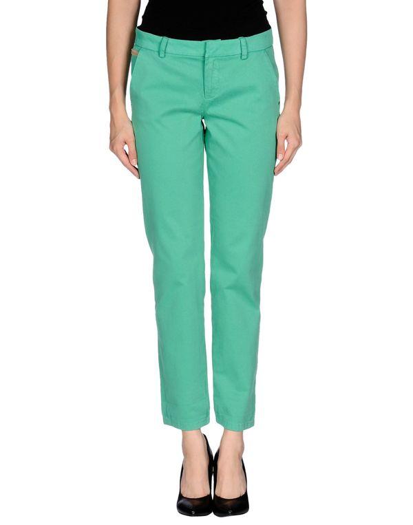 浅绿色 GUESS 裤装