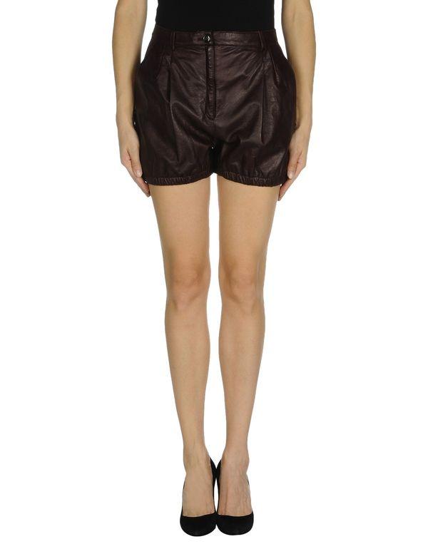 波尔多红 DOLCE & GABBANA 短裤
