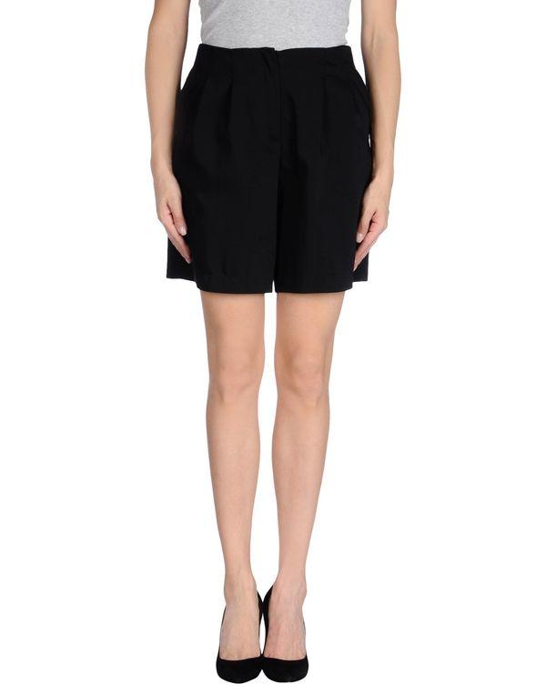黑色 LAVINIATURRA 百慕达短裤