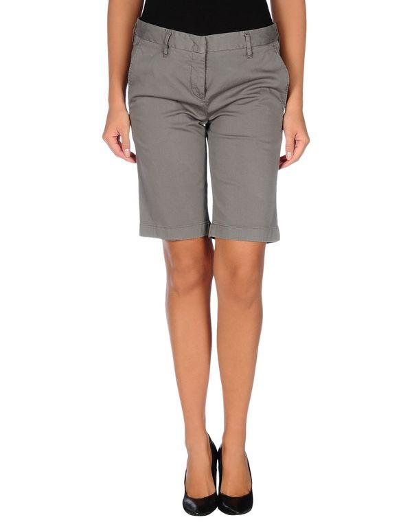 灰色 ASPESI 百慕达短裤