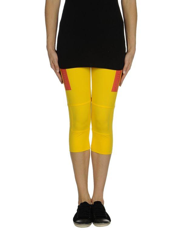 黄色 ADIDAS BY STELLA  MCCARTNEY 打底裤