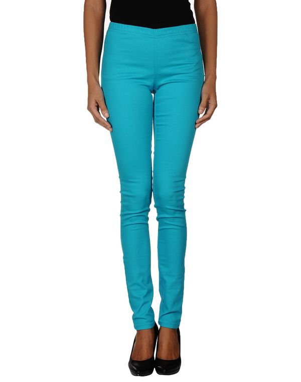 蓝绿色 VERO MODA 裤装