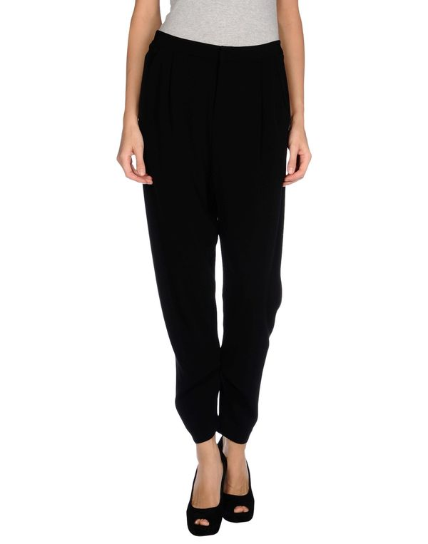 黑色 10 CROSBY DEREK LAM 裤装