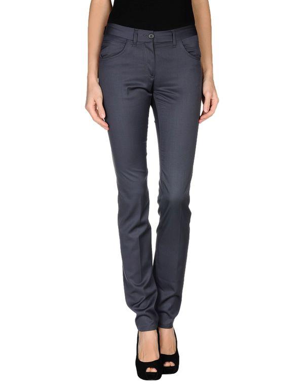 铅灰色 MAISON MARTIN MARGIELA 4 裤装