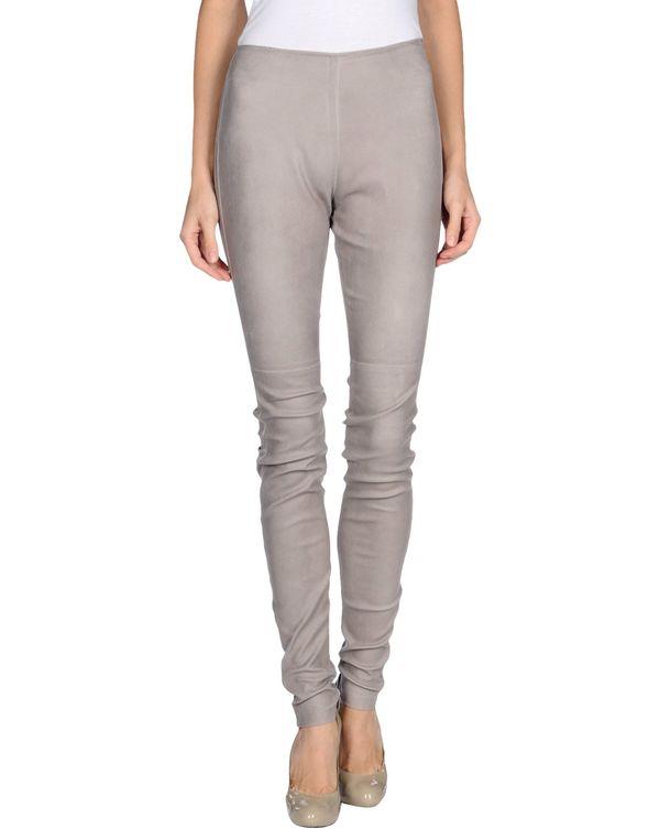 淡灰色 MAISON MARTIN MARGIELA 4 裤装
