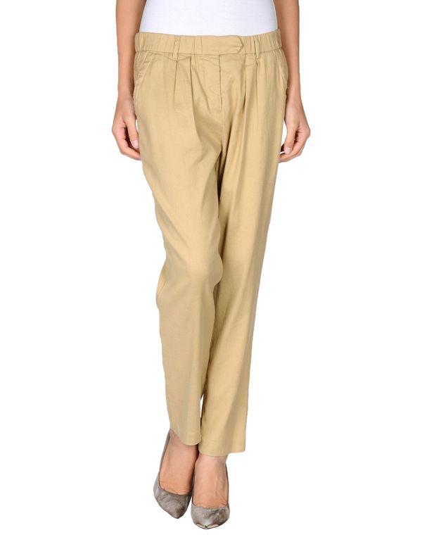 荧光绿 GOLD CASE 裤装