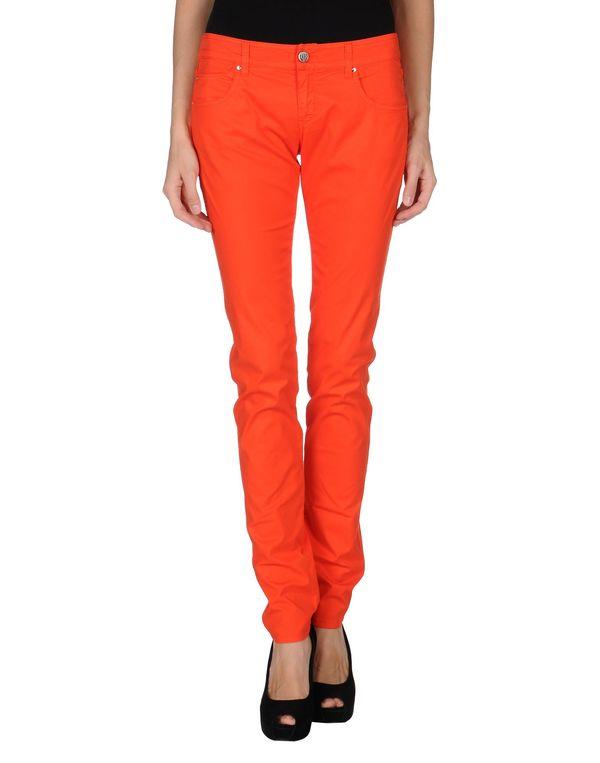 红色 ARMANI JEANS 裤装