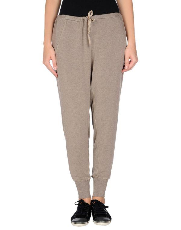 鸽灰色 TWIN-SET SIMONA BARBIERI 裤装