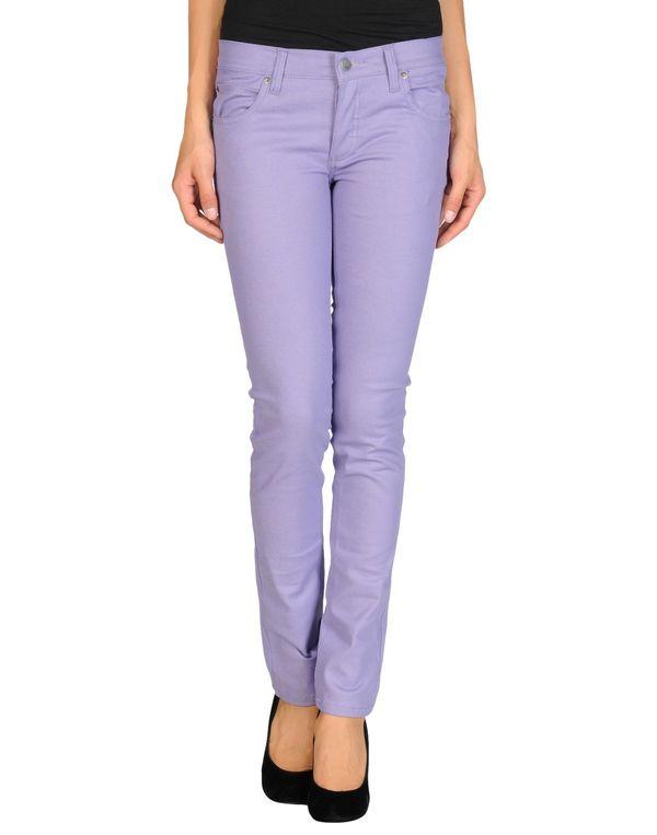 紫色 CHEAP MONDAY 裤装
