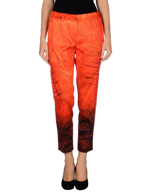 珊瑚红 LES COPAINS 裤装