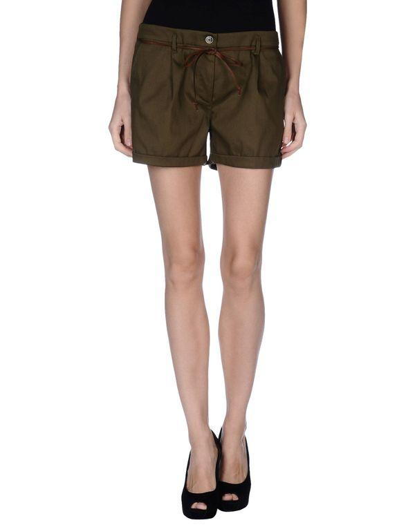 军绿色 MANILA GRACE 短裤