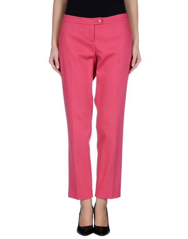 玫红色 LIU •JO 裤装