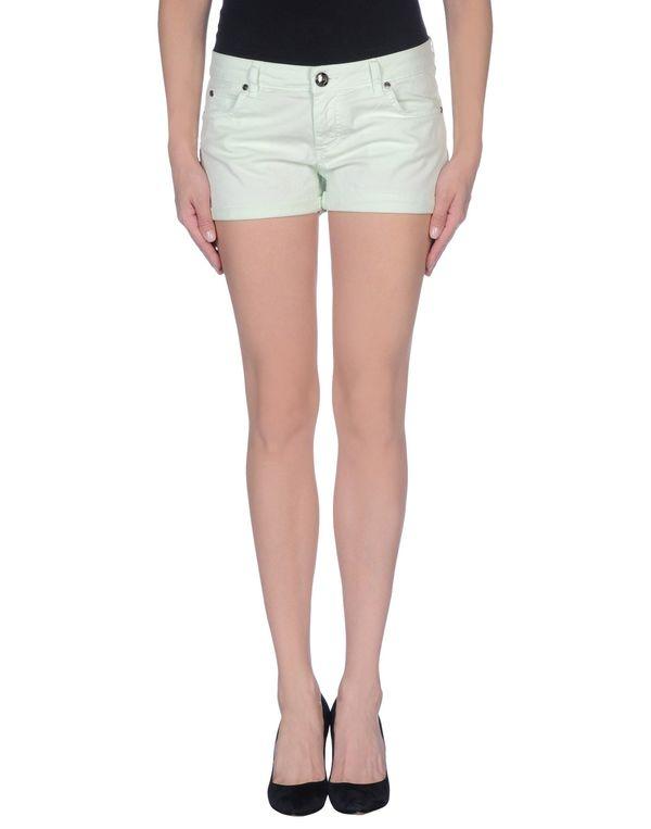 浅绿色 PINKO GREY 短裤