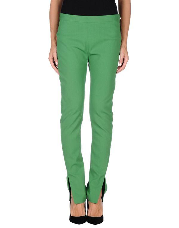 绿色 ACNE STUDIOS 裤装