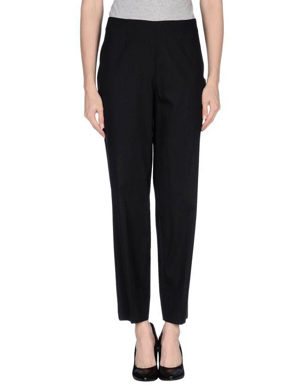 黑色 PIAZZA SEMPIONE 裤装