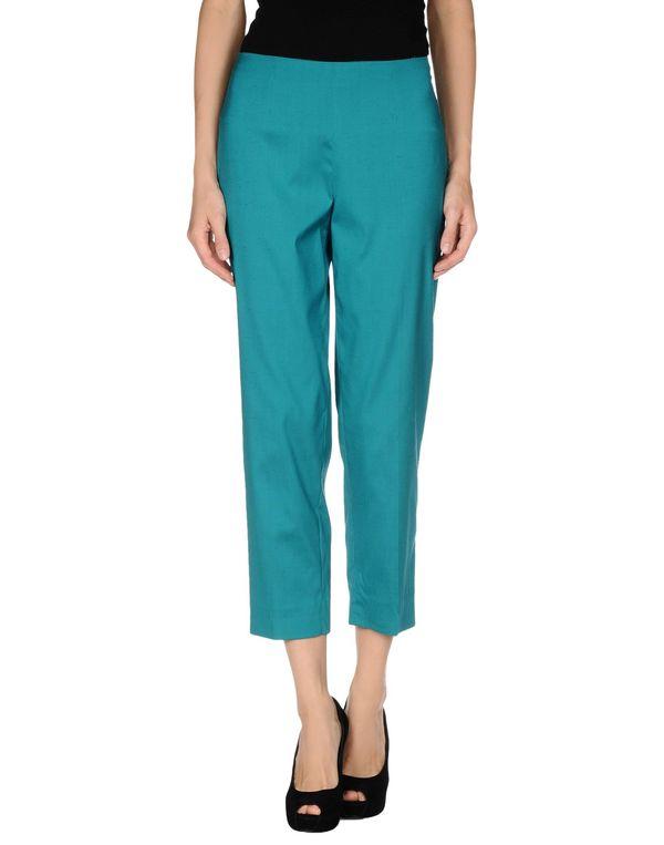 祖母绿 PIAZZA SEMPIONE 裤装