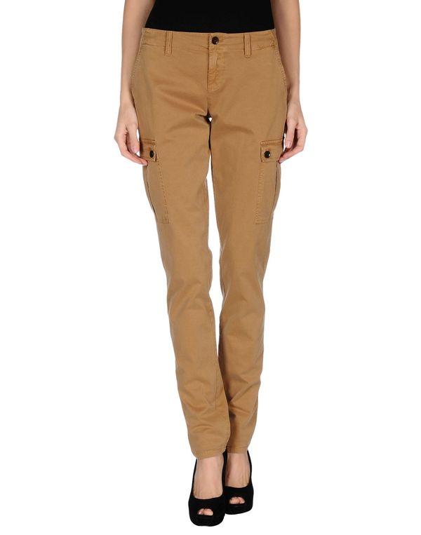 驼色 ESPRIT 裤装