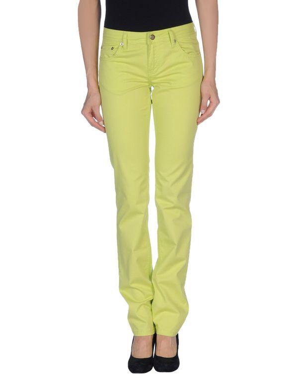 荧光绿 ICE ICEBERG 裤装