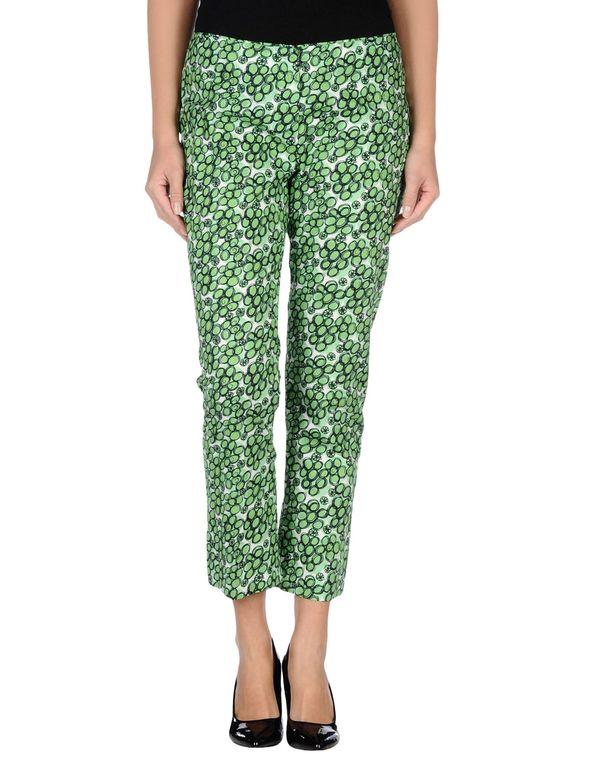 浅绿色 ASPESI 裤装