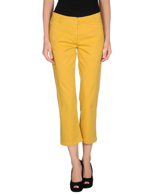 赭石色 ASPESI 裤装