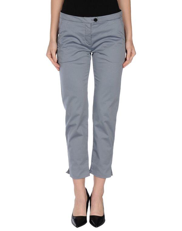 淡灰色 WOOLRICH 裤装