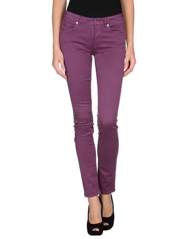 紫红 7 FOR ALL MANKIND 裤装