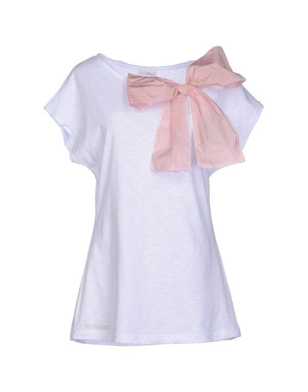 粉红色 PINK BOW T-shirt