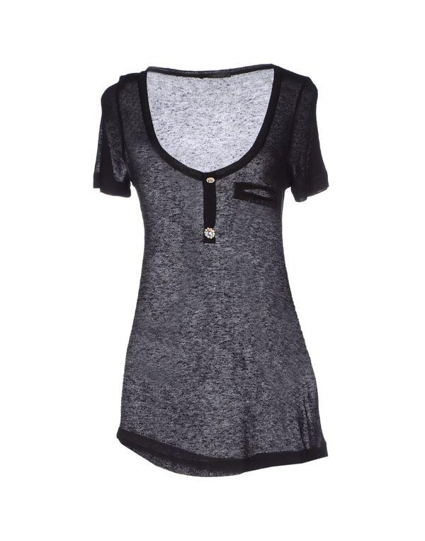 黑色 PINKO BLACK T-shirt