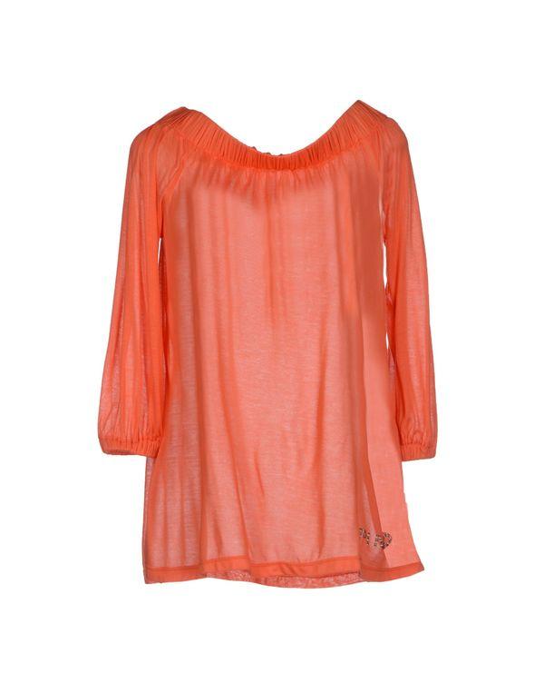 橙色 PINKO GREY T-shirt