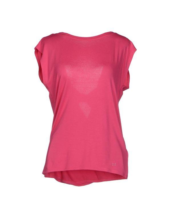 玫红色 LIU •JO JEANS T-shirt