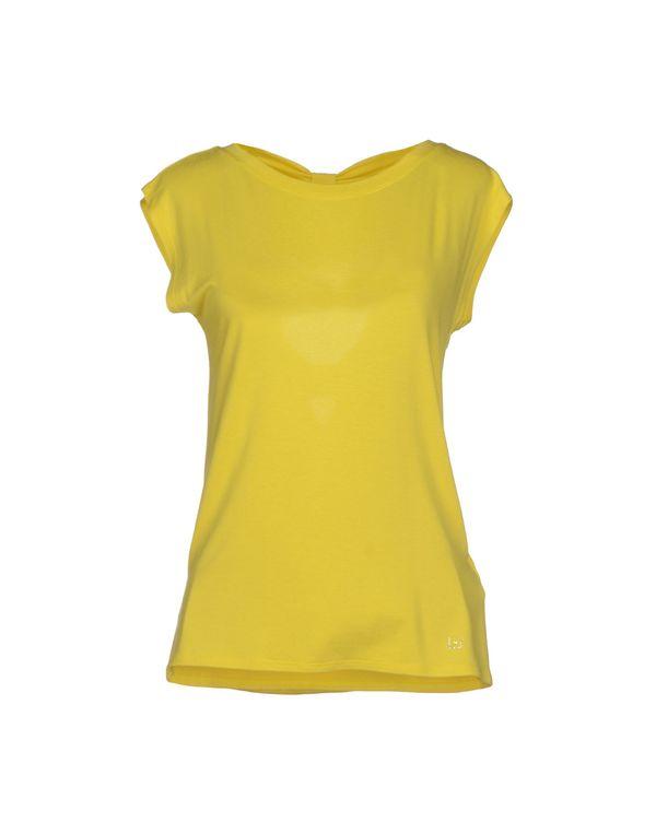 黄色 LIU •JO JEANS T-shirt