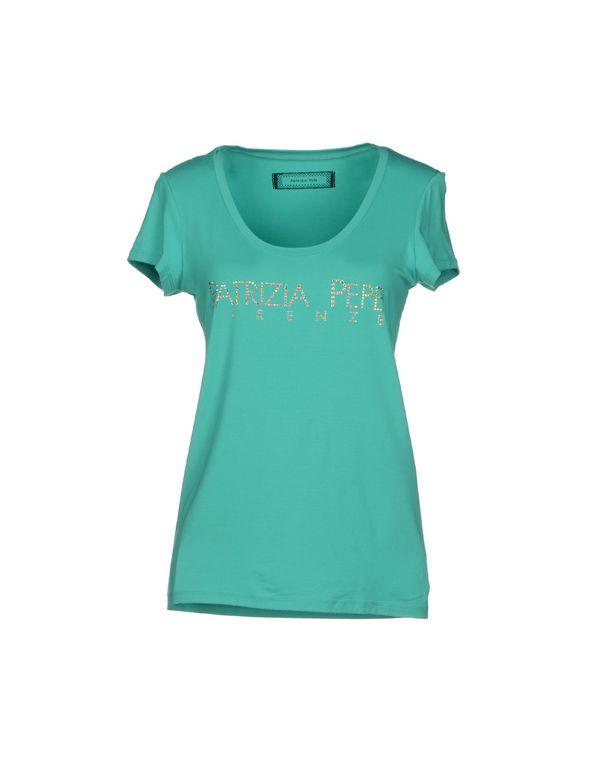 绿色 PATRIZIA PEPE T-shirt