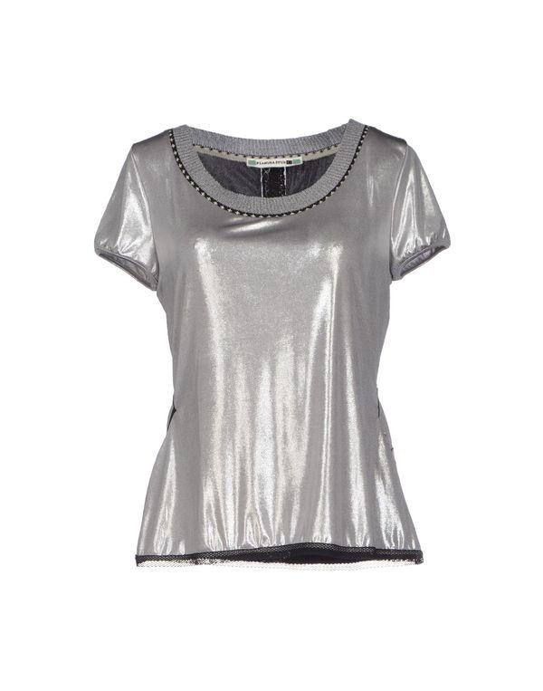 淡灰色 PIANURASTUDIO T-shirt