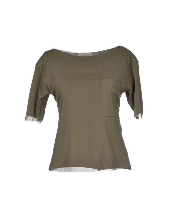 军绿色 ALYSI T-shirt