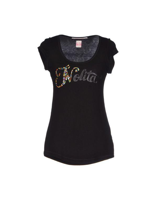 黑色 NOLITA T-shirt