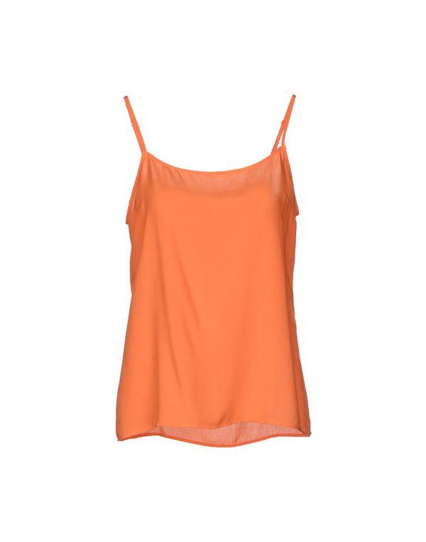 橙色 VERO MODA 上衣
