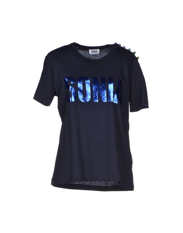 深藏青 SONIA BY SONIA RYKIEL T-shirt