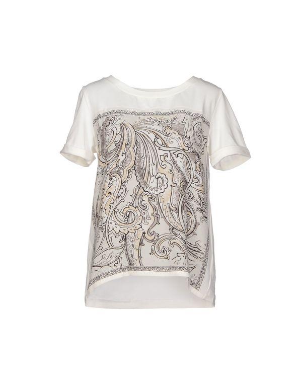 淡灰色 PIAZZA SEMPIONE T-shirt
